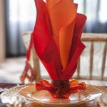 Simple and Creative DIY Wedding Napkin Fold Designs (25+)