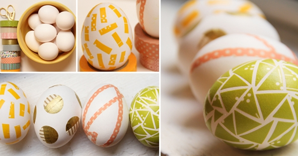 41 Easter Egg Decorating Ideas for Kids Simple  Creative DIY