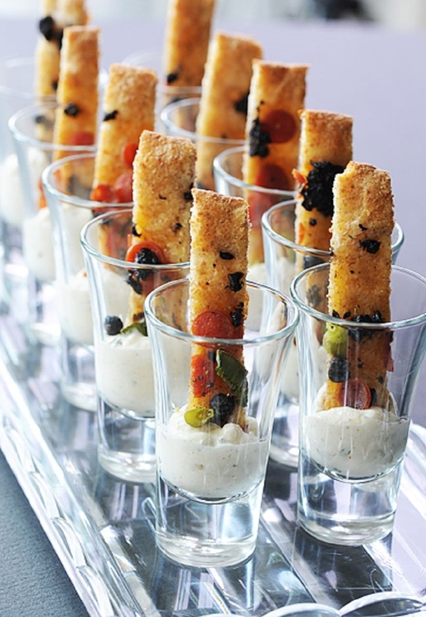 what to serve at a party finger foods