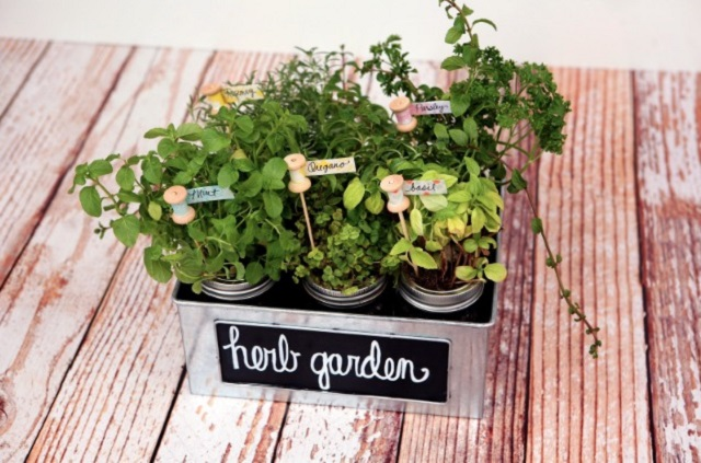 kitchen herb garden ideas 39