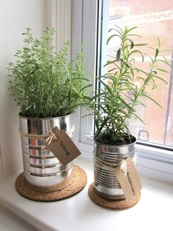 Kitchen Herb Garden Ideas38