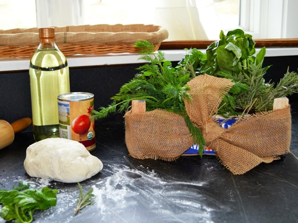 kitchen herb garden ideas 23