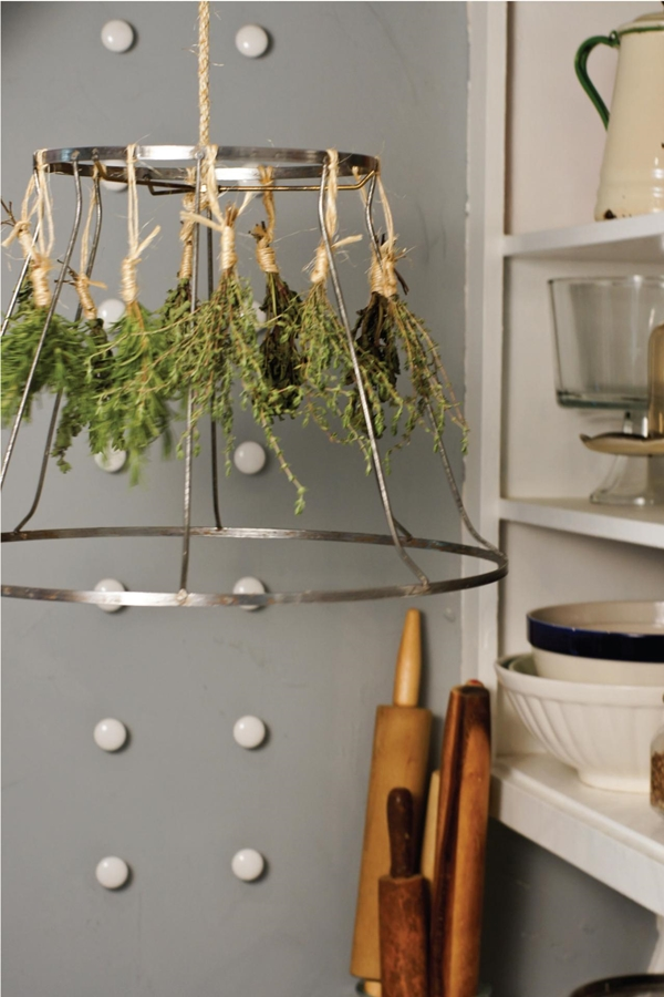 kitchen herb garden ideas 35