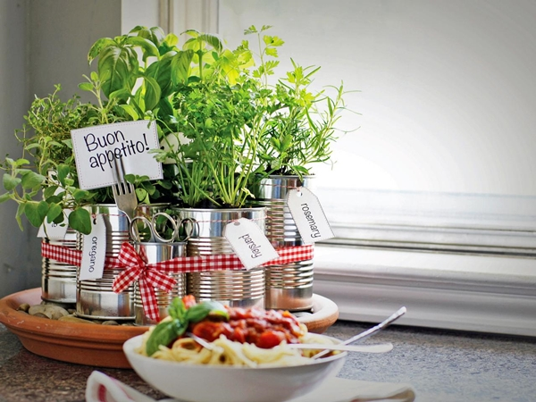 kitchen herb garden ideas 7