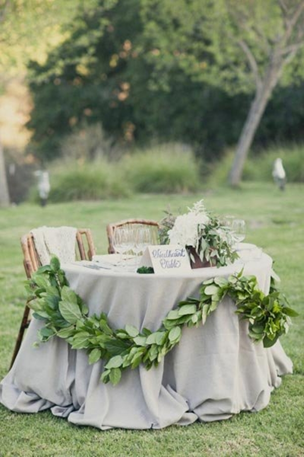 Wedding Table Setting Ideas a wedding table setting ideas aa & 31+ Romantic Wedding Table Setting Ideas for Couples - TastyMatters.com