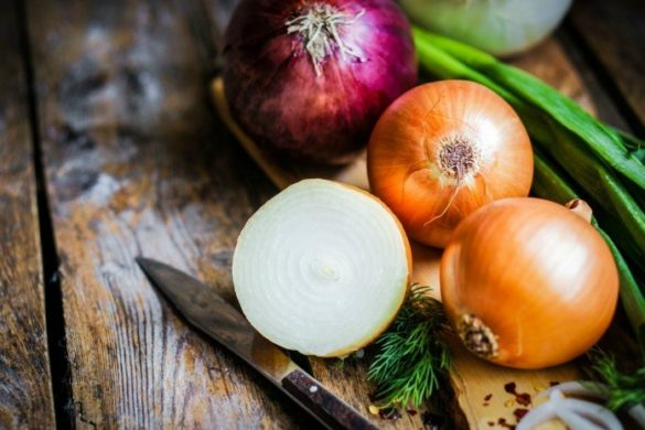 health benefits of onions b