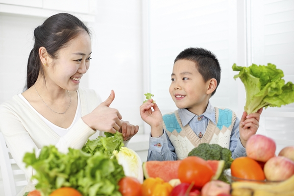 how to get your child eat vegetables 6