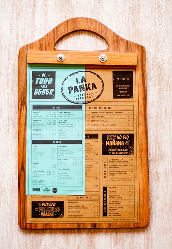 restaurant menu design 17b