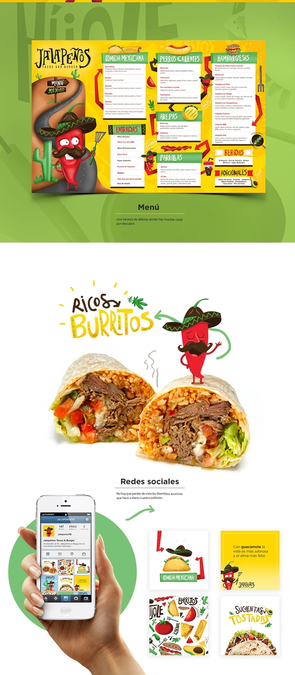 restaurant menu design 19