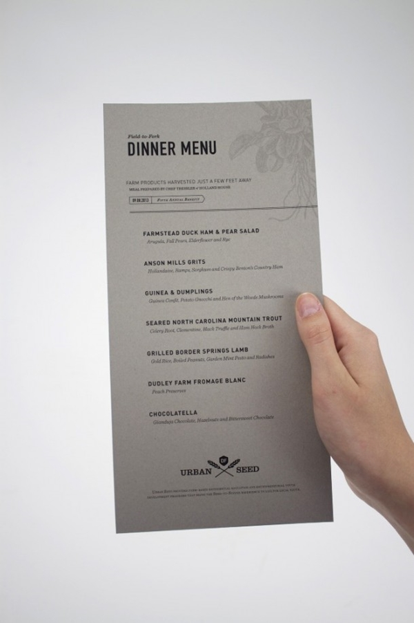 49 Creative Restaurant Menu Design Ideas That Will Trick