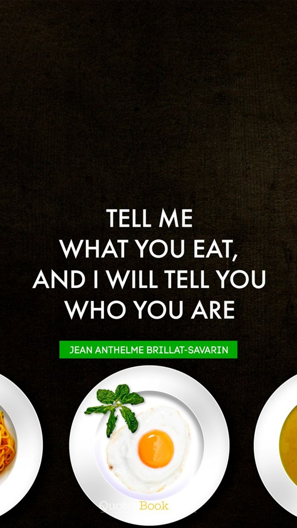 25 All-Time Quotes that Motivates Healthy Eating ...
