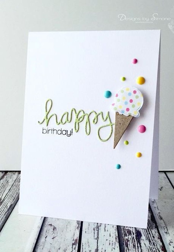 35 Easy & Last Minute DIY Birthday Cards Anyone Can Make