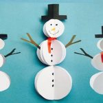 31 Quick and Easy DIY Snowman Craft Ideas for Kids – The Perfect Winter Activity