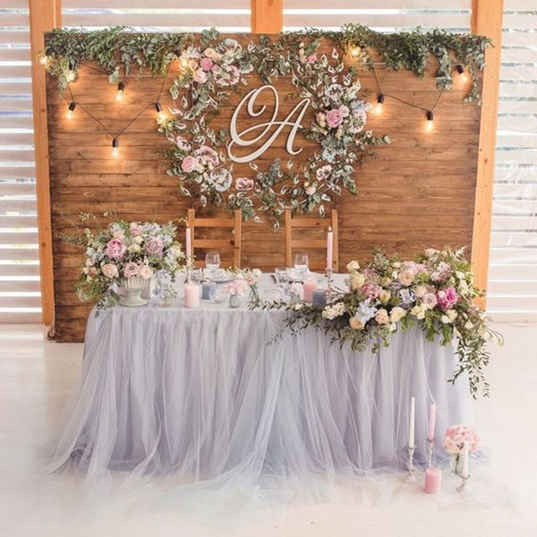 wedding table setting ideas 13