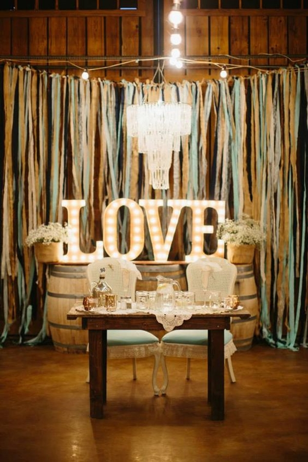 wedding table setting ideas 20