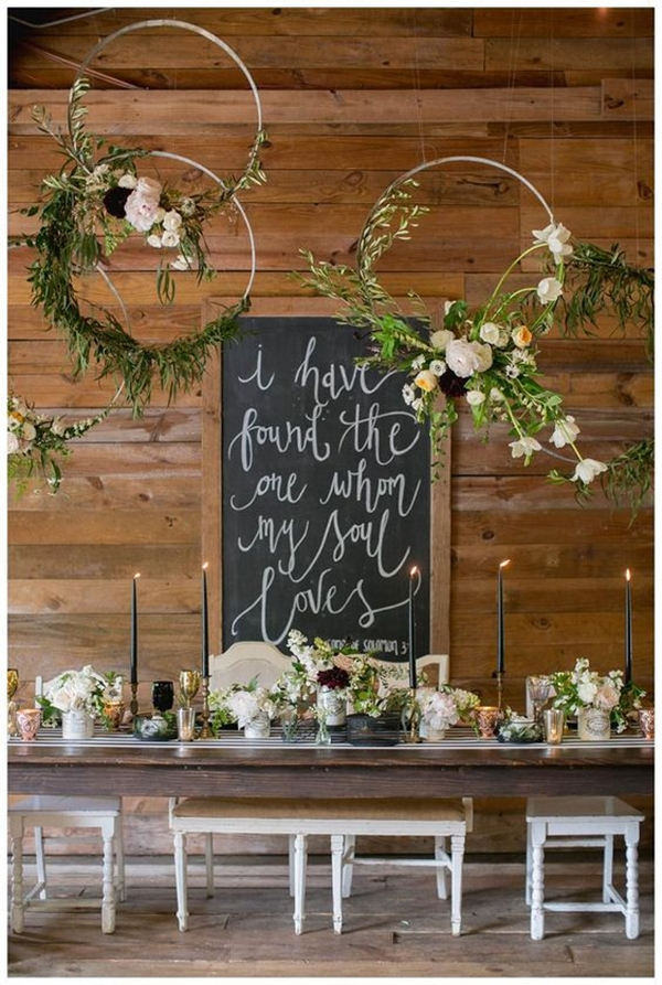 wedding table setting ideas 21