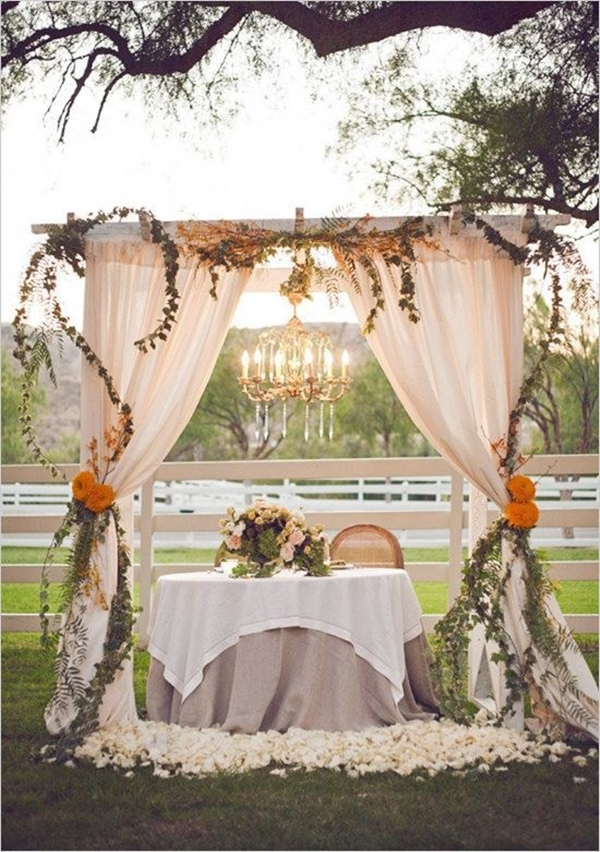 wedding table setting ideas 23