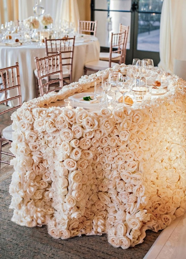 wedding table setting ideas 33