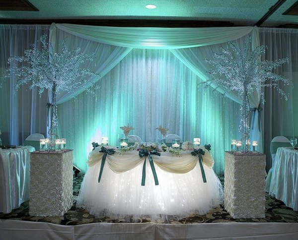 wedding table setting ideas 40