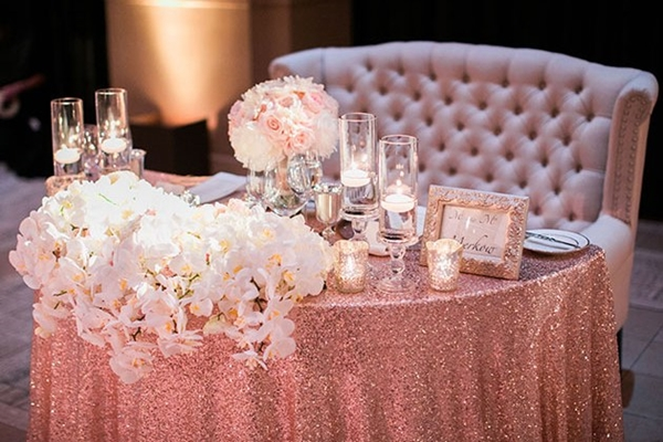 wedding table setting ideas 8