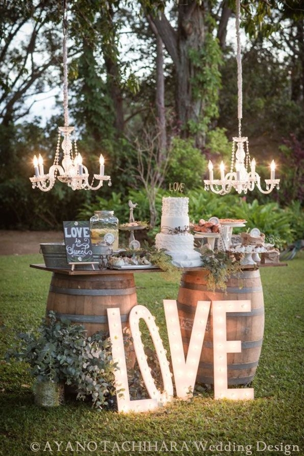 wedding table setting ideas bb