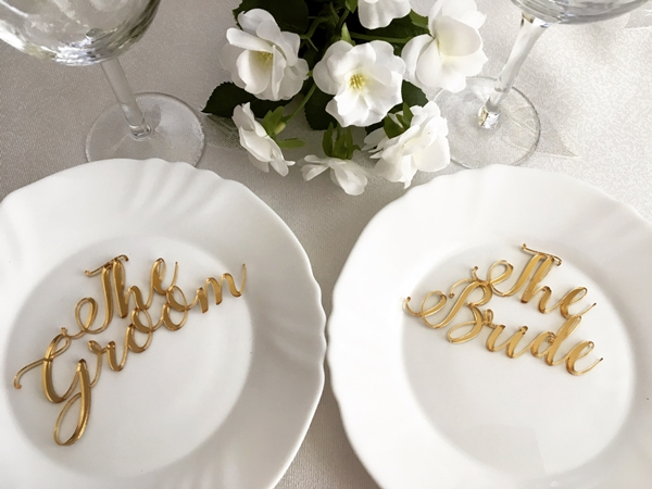wedding table setting ideas k