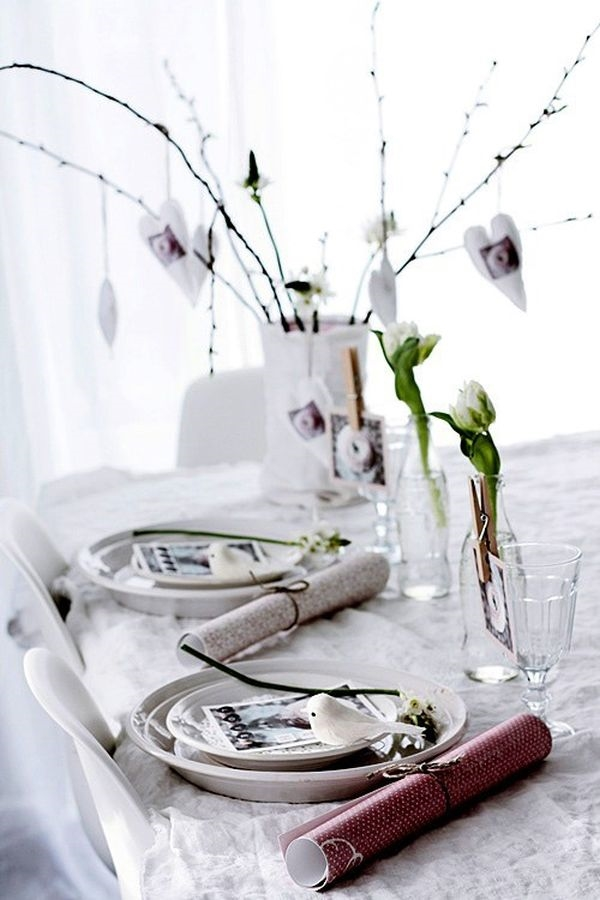 wedding table setting ideas z4
