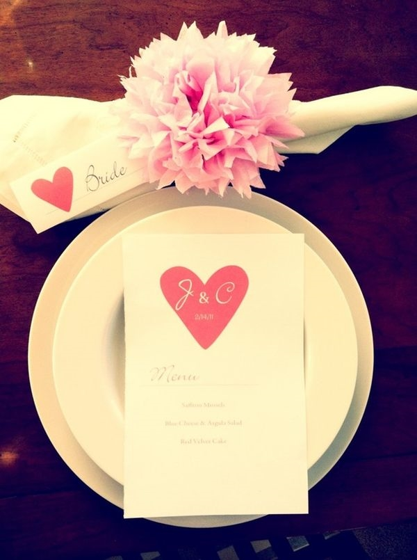 wedding table setting ideas z7