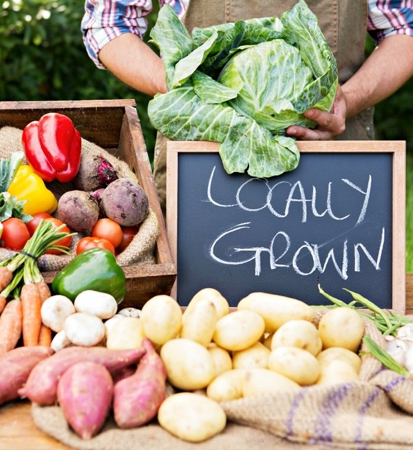 Logical Reasons to Buy and Consume Locally Grown Food