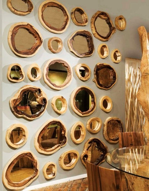 Creative Tree Stump Furniture Ideas