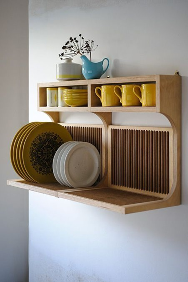 Innovative Furniture Designs for a Really Small Kitchen
