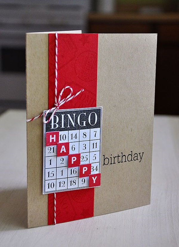 Easy & Last Minute DIY Birthday Cards Anyone Can Make