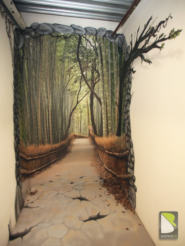 Mind Blowing 3D Wall Painting Ideas For Your Home