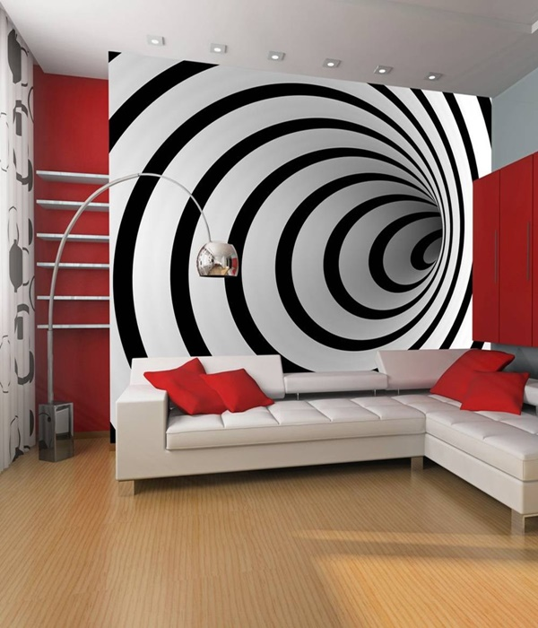 41 Mind Blowing 3d Wall Painting Ideas For Your Home Inexpensive