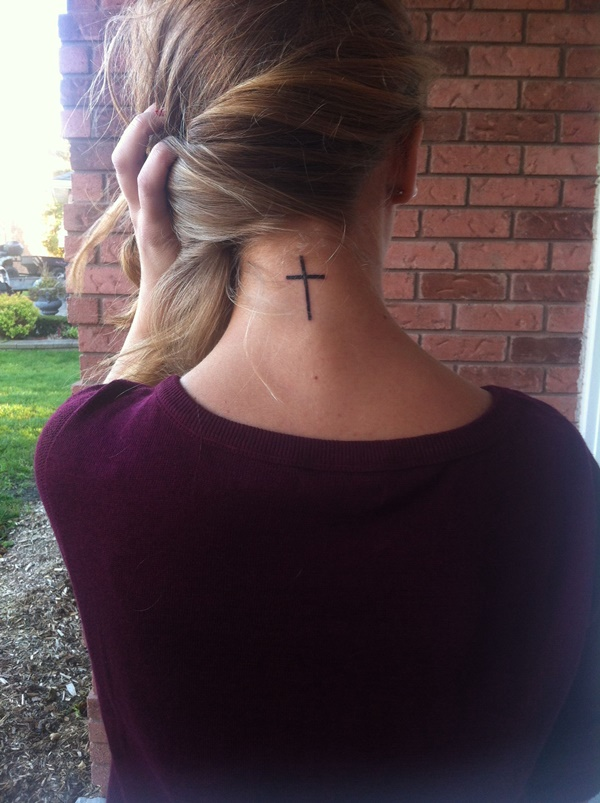Cute Yet Inspiring Small Tattoo Design Ideas for Girls on Neck 2019